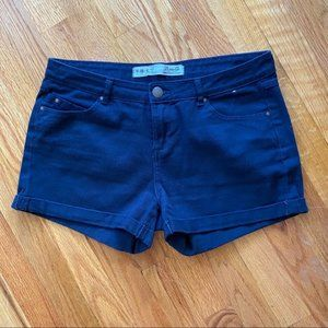 Denim&Co Blue Jean Shorts